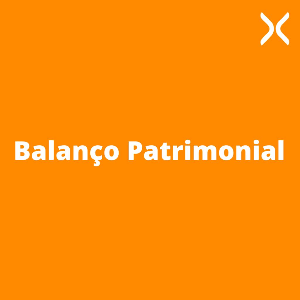 O que é Balanço Patrimonial